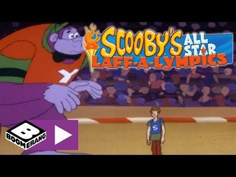 Scooby Doo All Star Laff-A-Lympics | Sumo Güreşi | Boomerang