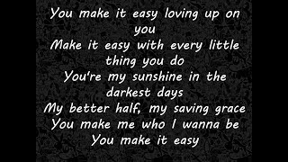 Download Lagu Jason Aldean - You Make It Easy (New Lyrics 2018) Gratis STAFABAND