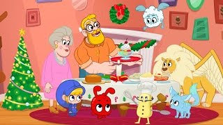 Magic Christmas Dinner With Morphle - Merry Christmas for Kids