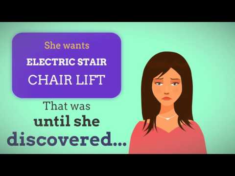 ELECTRIC STAIR CHAIR LIFT IN MEMPHIS TENNESSEE - LEARN MORE BELOW!