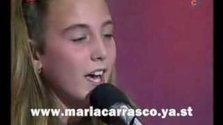 Maria Carrasco - Yo quiero ser mataor