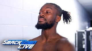 Kofi Kingston never bets against The Undertaker: SmackDown Exclusive, June 4, 2019