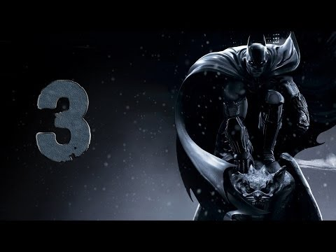 Batman: Arkham Origins #3 (Прохождение Walktrough let's play)
