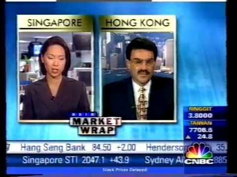 Hang Seng Index May Hit 16,500, Peter Churchouse gives the Hong Kong Market Outlook - October 1999