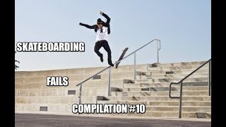 HALL OF MEAT on INSTAGRAM || #10 SKATEBOARDING FAILS COMPILATION