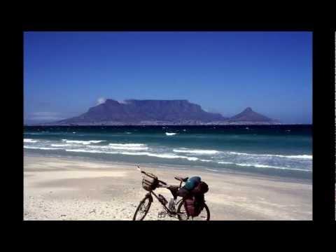 Mit Dem Fahrrad Durch Afrika - Streckenübersicht - 11.000 Km Durch Afrika