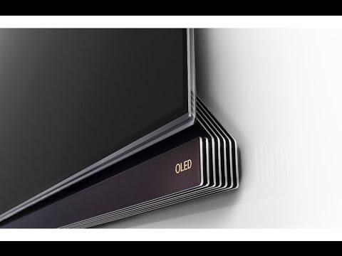 Karşınızda 25.000 TL'lik Cam Kalınlığında OLED TV