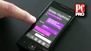 Windows Phone 7 - Mango update demo