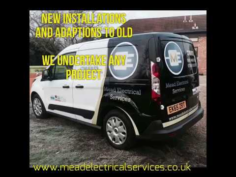 Mead Electrical Services, Essex electricians