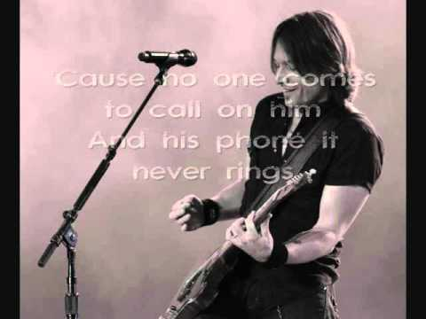 Keith Urban - But for the Grace of God - with lyrics