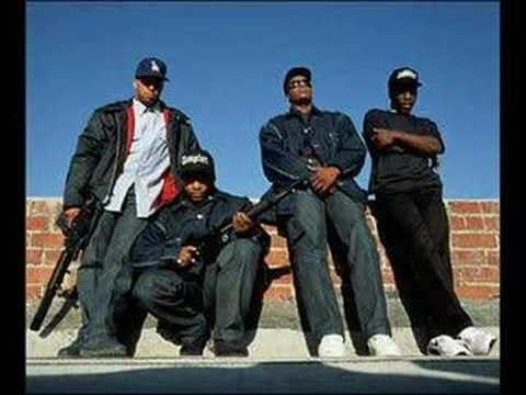 NWA - Findum Fuckum and Flee