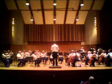 BW New Horizons Symphony String Orchestra-Spring '13