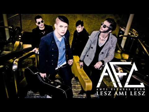 Anti Fitness Club - Lesz Ami Lesz // OFFICIAL // EUROVISION Song Contest 2012 - Hungary