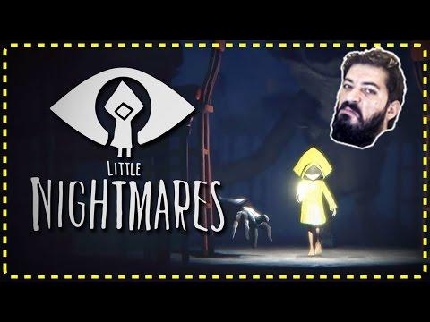 ONA KÜÇÜK KABUSLAR YAŞATIN (+18)   Little Nightmares