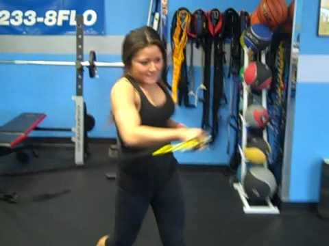TRX RIP Trainer at FLO Fitness Part 1