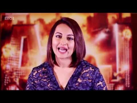 Sonakshi Has A Special Message For You!