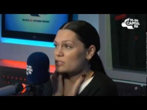 Jessie J talks Love on Capital FM