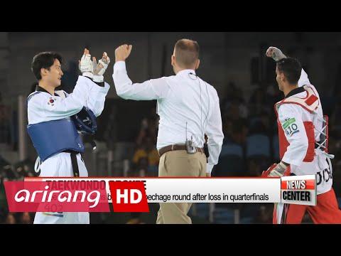 Rio 2016: Korea wins second bronze of day in Taekwondo