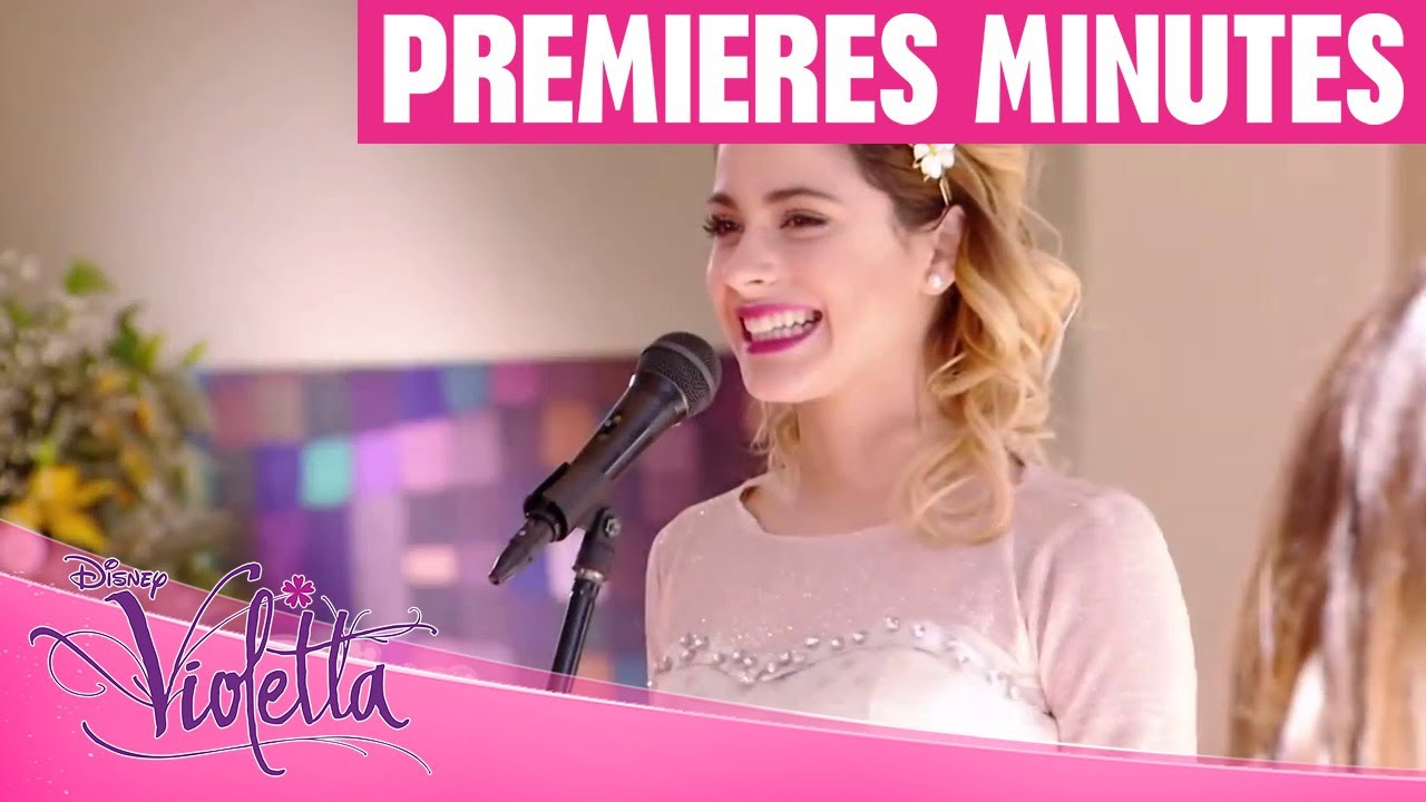 Violetta saison 3 premi res minutes pisode 31 youtube - Photo de violetta saison 3 ...