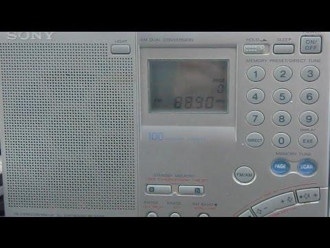 [FM-DX]88.9MHz Busan, South Korea, Busan MBC-FM(mbc FM4U)@Aso, Kumamoto, Japan.