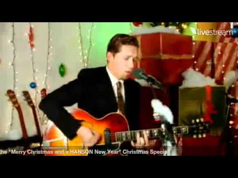 Hanson - Snowed in Special - Run Run Rudolph