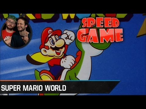 Speed Game - Super Mario World - Comment fait-on un tool-assisted speedrun ?