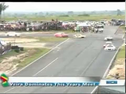 Guyana Motor Race Meet Sunday November 11, 2012