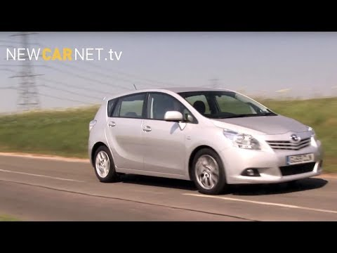 Toyota Verso : Car Review