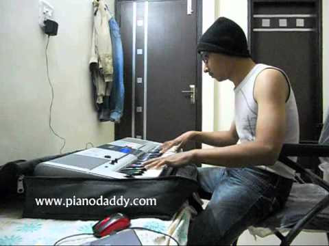 Dope Shope Honey Singh Piano Cover By Sanchit Telang video