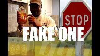 Be careful of  where you buy your apple cider vinegar ( FAKE  ONE )   Chef Ricardo Food News