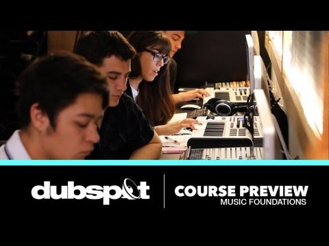 Hands-on Electronic Music Theory! Dubspot Music Foundations Course Preview  + Students Reviews