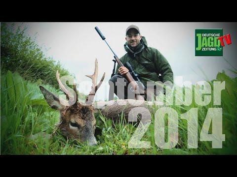 Deutsche Jagd Zeitung Vorschau September