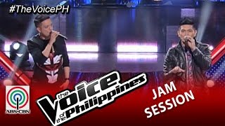 """The Voice of the Philippines: Bryan sings """"Hallelujah"""" with Coach Bamboo"""