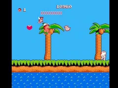 I play: Adventure Island Part 1