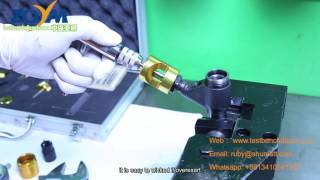 Injector assemble and disassemble course for Denso