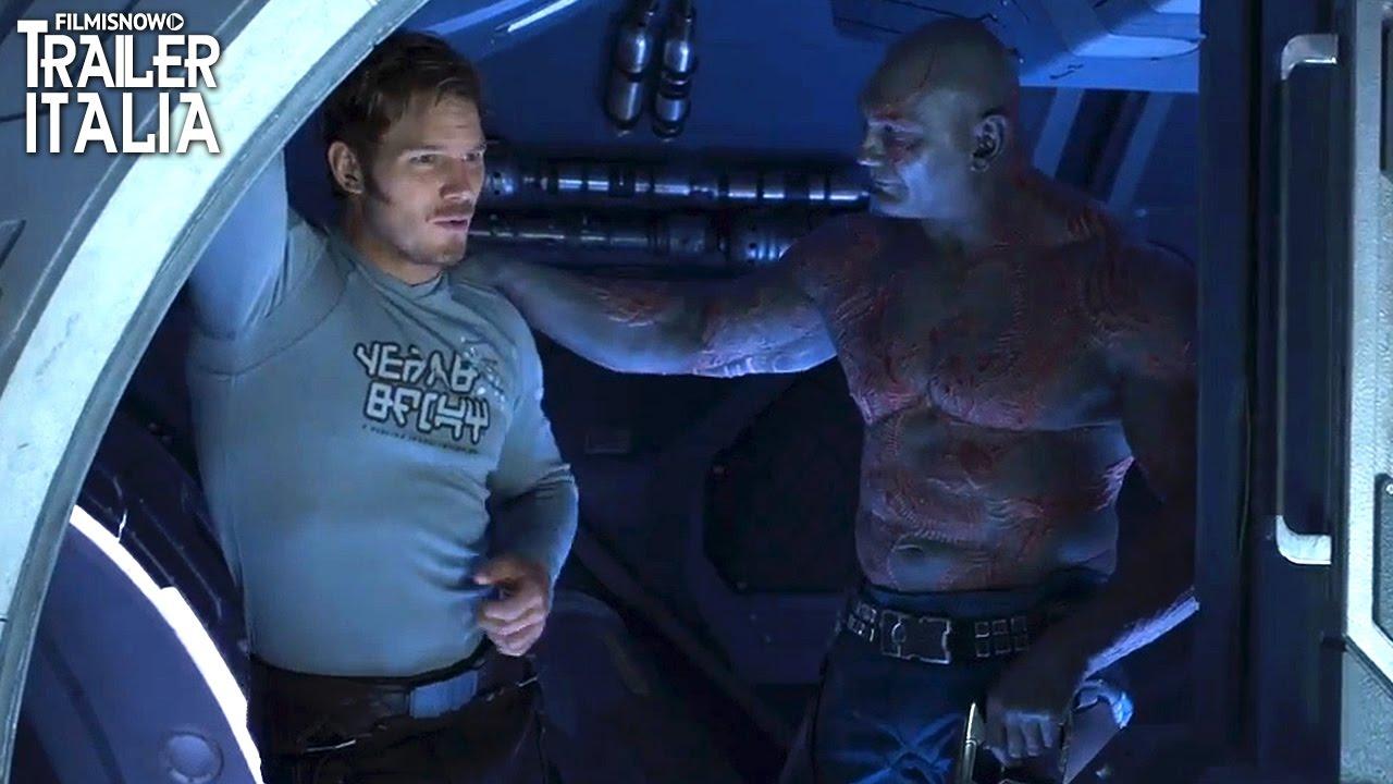 GUARDIANI DELLA GALASSIA 2 le prime immagini dal film Marvel!