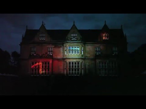 """The Elegant Lady"" a 3-D mapping building projection celebrating The Queen's diamond jubilee, as part of Bangor's diamond jubilee celebrations on the night o..."