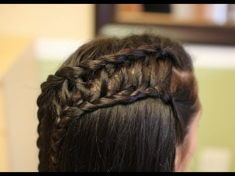 Free Ladder Braid Hairstyle MP4 Video Download