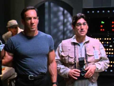 Удар из космоса 1998 полный фильм