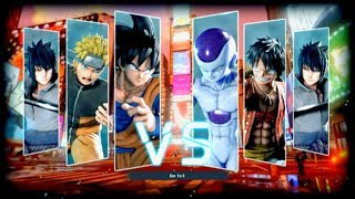 JUMP FORCE - 9 Minutes of NEW Gameplay (PS4/XBO/PC) (HD)
