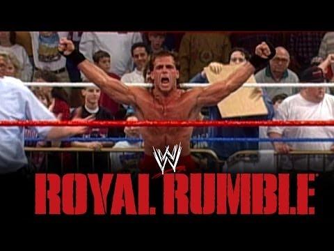 Royal Rumble Recall 1995: Winner Shawn Michaels