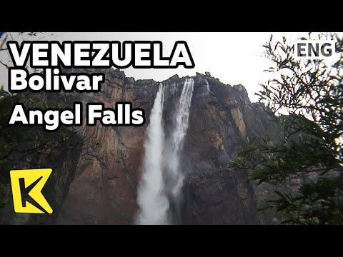 【K】Venezuela Travel-Bolivar[베네수엘라 여행-볼리바르]카나이마 국립공원, 앙헬 폭포/Angel Falls/Canaima National Park