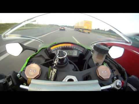 zx-10r meets Audi RS6 ABT 700ps - Part 1
