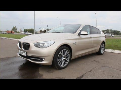 BMW 5 Series Gran Turismo. Обзор (интерьер, экстерьер, двигатель).