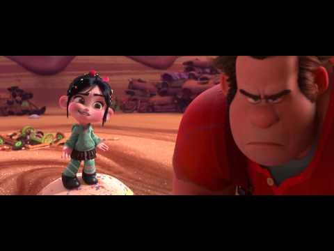 Ralph El Demoledor: Ralph y Vanellope