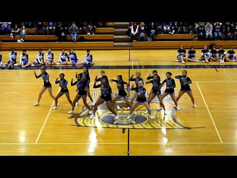 Johansen High School Varsity Cheerleaders 2010 HD