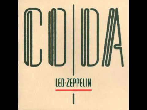 Led Zeppelin - Coda (album)