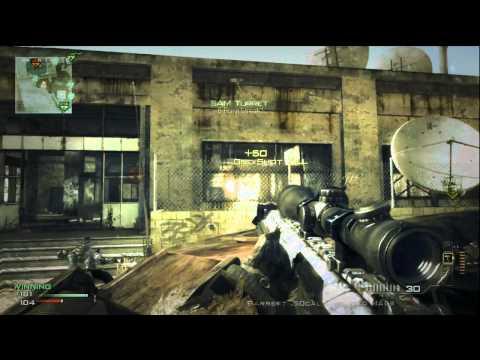 Apocalypto | A MW3 Montage Trailer | Tx CP3 xT
