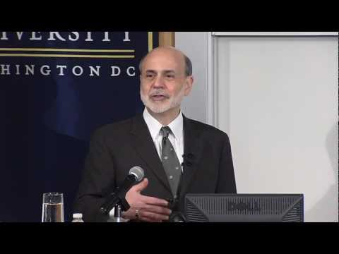 Chairman Bernanke s College Lecture Series, The Federal Reserve and the Financial Crisis, Part 3