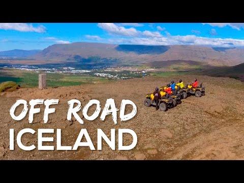 The Best Way to Travel & Explore Iceland - Safari Quads ATV Tour!